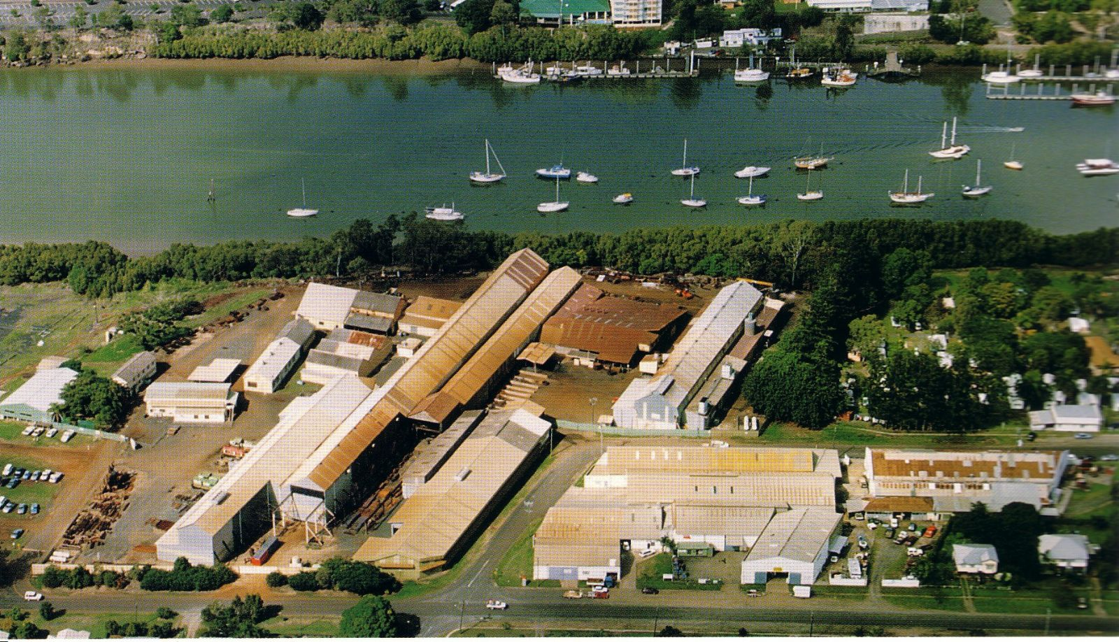 Bundaberg Walkers Engineering, Bundaberg, Queensland, Australia